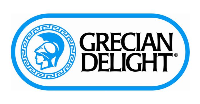 Grecian Delight Logo