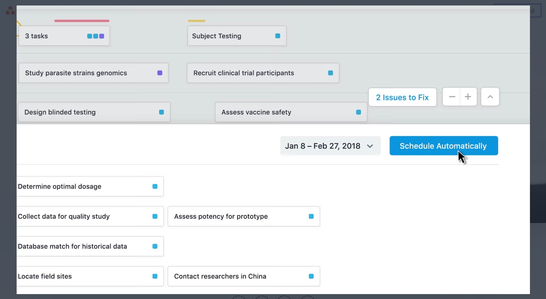 Asana Schedule Automatically